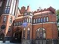 Gliwice, Budynek Poczty Głównej 03.JPG