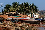 Goa-Vasco 03-2016 11 beach in Vaddem.jpg