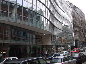 English: Office Building where Google Germany ...