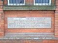 Goole, Old Goole Board School Foundation Stone - geograph.org.uk - 160423.jpg