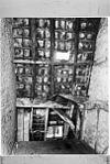 gording ter plaatse van vakwerkwand in linker dakvlak -