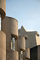 Gottfried böhm, pilgrimage church, neviges 1963-1972 - 04.jpg