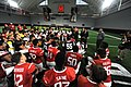 Governor Visits University of Maryland Football Team (36751347042).jpg
