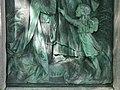 Grabstätte Familie Seitz - Reliefdetail unterer Teil Hauptfriedhof Freiburg.jpg