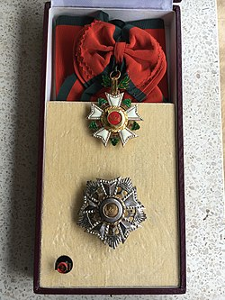 Grand Cross National Order of the Cedar Lebanon AEACollection.jpg
