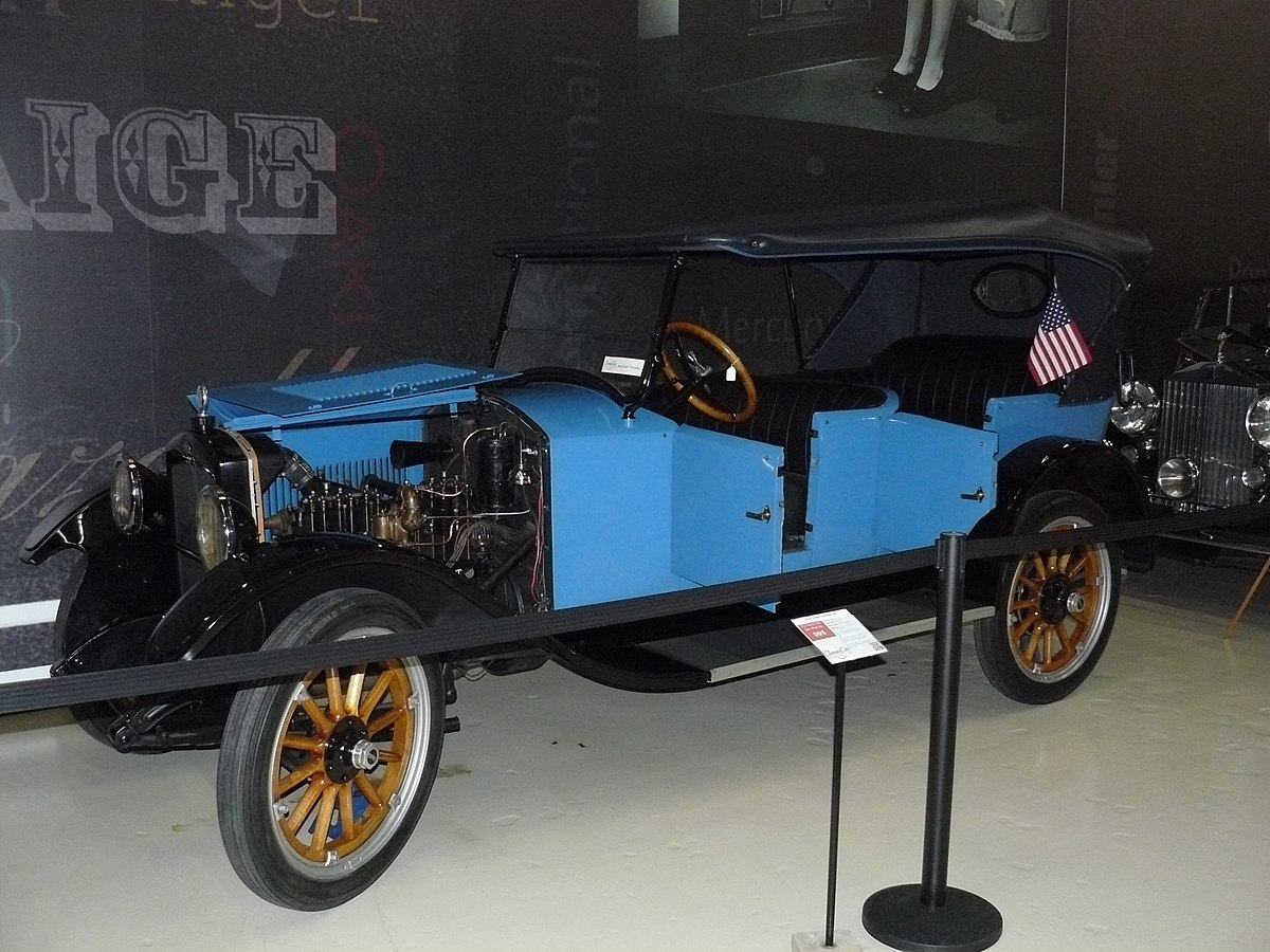 Grant (automobile) - Wikipedia