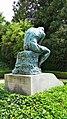 Grave of the sculptor Auguste Rodin.jpg