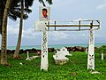 Graves and Memorial to Victims of 2004 Tsunami - Peraliya - Sri Lanka (14073937034).jpg
