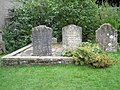Graves of Jane Austen's mother and sister - geograph.org.uk - 936485.jpg