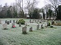 Graveyard at Upper Minety - geograph.org.uk - 1108848.jpg