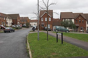 Great Ashby - Image: Great Ashby, Stevenage geograph.org.uk 307628