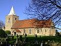 Great Wakering, St Nicholas C of E church, Essex - geograph.org.uk - 299357.jpg