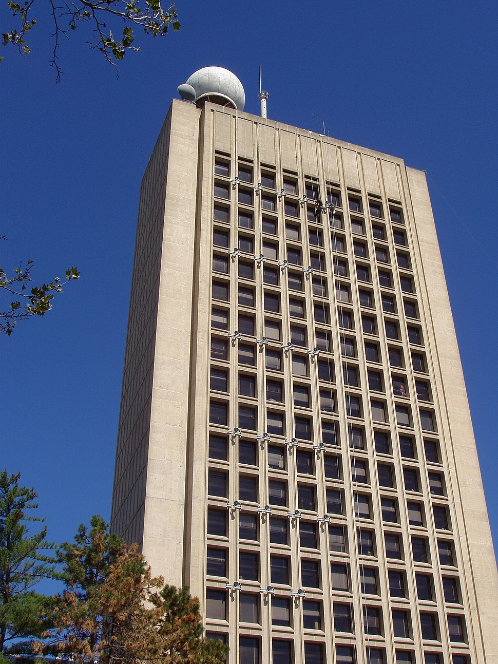 Green Building, MIT, Cambridge, Massachusetts