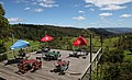 Green Mountain Scenic View Cafe, Lamington National Park Dec 2013.jpg