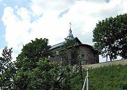 Orthodox church of Sts. Boris and Gleb (12th century)