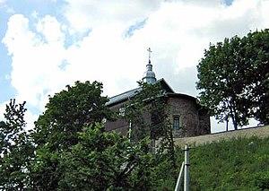 Grodno - Orthodox church of Sts. Boris and Gleb (12th century)