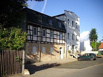 Groitzsch - Image: Groitzsch Aug 2008 055