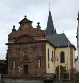 Grossenlueder St Georg d