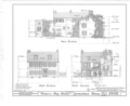 Grumblethorpe, 5267 Germantown Avenue, Philadelphia, Philadelphia County, PA HABS PA,51-GERM,23- (sheet 5 of 10).png