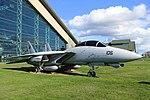 Grumman F-14D Super Tomcat, 1987 - Evergreen Aviation & Space Museum - McMinnville, Oregon - DSC00389.jpg