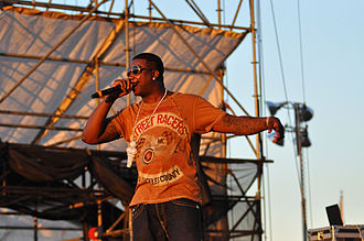 Gucci Mane discography - Gucci Mane performing in Williamsburg, Brooklyn, on August 29, 2010
