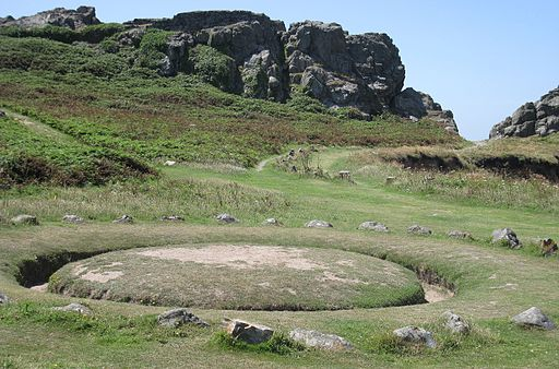 Guernsey 2011 128, Fairy Ring