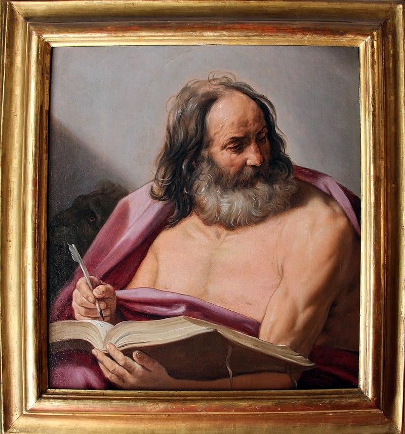 Guido reni, san marco evangelista, genova.JPG