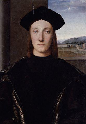 Portrait of Guidobaldo da Montefeltro - Image: Guidobaldo montefeltro
