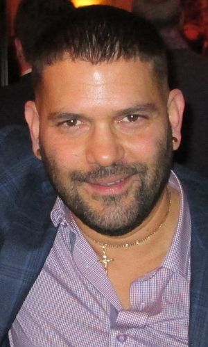 Guillermo Díaz (actor) - Díaz at the 2013 Outfest Legacy Awards