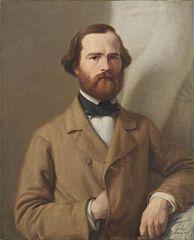 Portrait of Gustav Kaupert