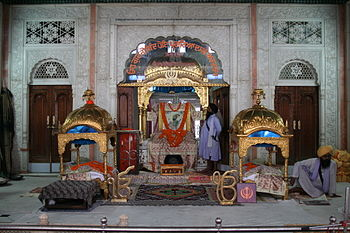 English: Birth Place of Guru Govind Singh