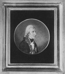 Portrait of Gustaf Fredrik Gyllenborg