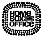 Superbe Original HBO Logo, Used From 1972 To 1975. Originally, Home Box Office ...