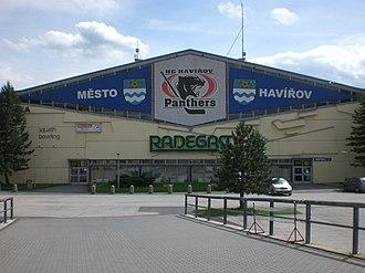 EuroBasket 1981 - Image: HC Havirov Panthers