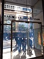 HK 中環 Central 遮打道 Chater Road Prince's Building exit view 香港文華東方酒店 Mandarin Oriental Hotel Sunday morning December 2019 SSG 01.jpg