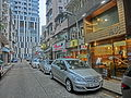 HK 大坑 Tai Hang 施弼街 Shepherd Street Apr-2014 carpark Benz view Warren Woods.JPG