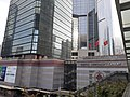 HK 金鐘 Admiralty Centre 夏慤道 Harcourt Road footbridge view January 2020 SS2 02.jpg