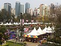 HK Causeway Bay Victoria Park 香港花卉展覽 Hong Kong Flower Show 2012 exhibition booths Eastern District March-2012.jpg