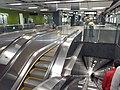 HK MTR 港鐵 Station escalators December 2020 SS2 06.jpg