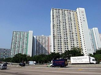 Ping Shek Estate - Ping Shek Estate