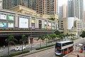 HK TKL 調景嶺 Tiu Keng Leng 翠嶺路 Chui Ling Road 景嶺路 King Ling Road June 2018 IX2 都會駅 MetroTown facade mall outdoor ads sign.jpg