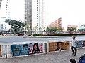 HK TKO 將軍澳 Tseung Kwan O 唐德街 Tong Tak Street 香港區議會選舉 District Council Election candidates banners November 2019 SS2 01.jpg