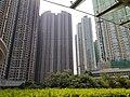 HK TKO 將軍澳 Tseung Kwan O 日出康城 Lohas Park passageway view October 2020 SS2 05.jpg