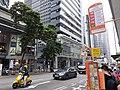 HK WC 灣仔 Wan Chai Fleming Road bus stop signs 莊士敦道 Johnston Road Tai Tung Building April 2021 SS2.jpg