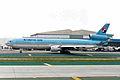 HL7374 MD-11 Korean Air LAX 05MAR94 (6893606757).jpg