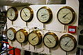 HMS Belfast - Engine room - Gauges.jpg