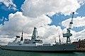 HMS Daring in Portsmouth.jpg
