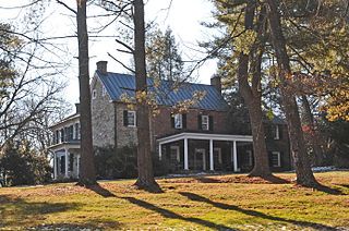 Home Farm (Leesburg, Virginia) United States historic place