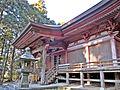 Haiden of Hitsujisaki-jinja shrine,Minato,Ishinomaki 2.JPG