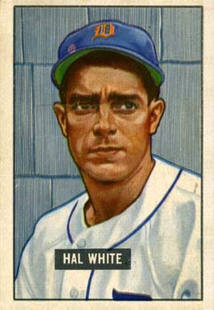 Hal White - Image: Hal Whitebowman